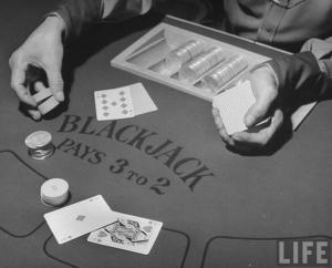 Introductie en Geschiedenis Blackjack