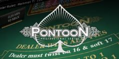 Pontoon Blackjack logo