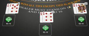 Double Exposure Blackjack Tip