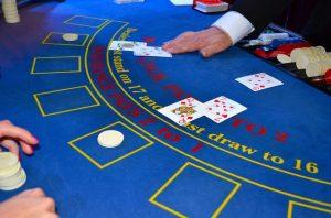 Single deck of multi deck blackjack