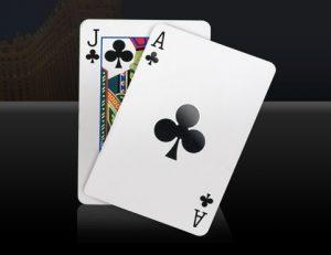 Populaire kaartspellen in een online casino