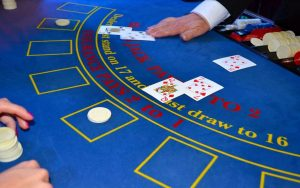 Verkeerde Blackjack Strategie