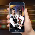 Mobiel Live Blackjack