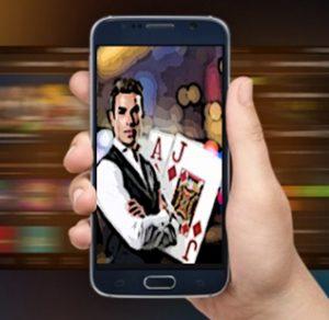 gratis Black jack mobiel spelen