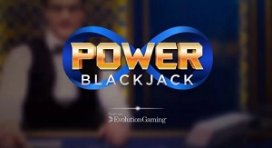 Power Blackjack Evolution Gaming