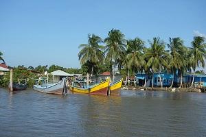 Suriname casino's